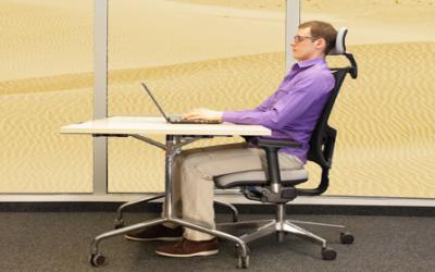 Hitze am Arbeitsplatz: wenn das Büro zur Sauna wird
