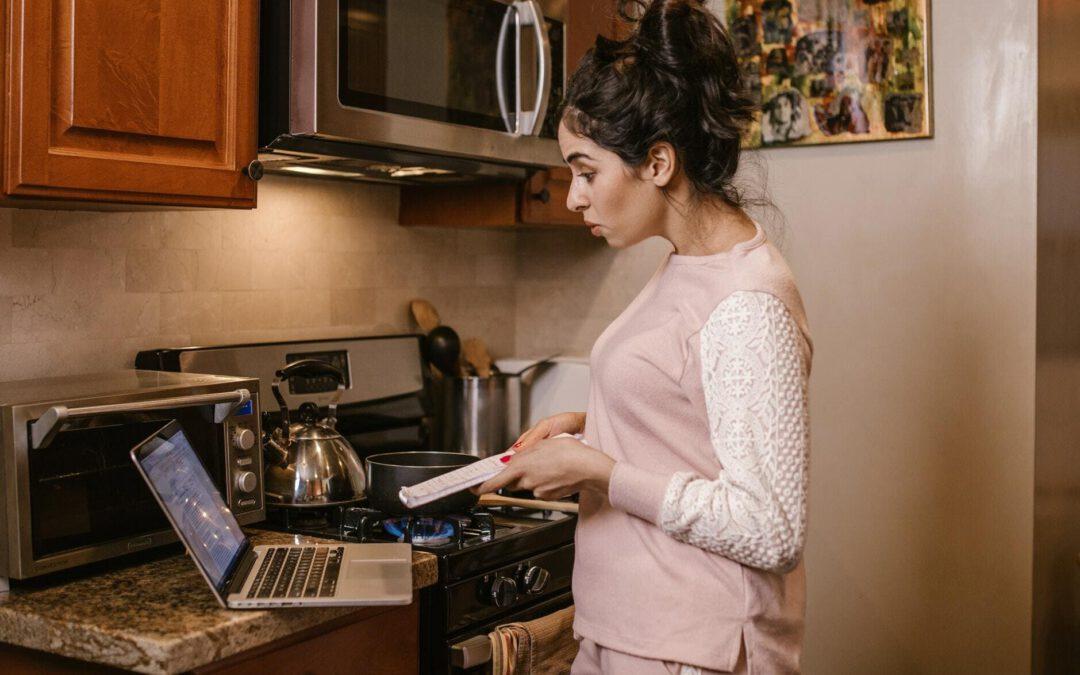 Köstliche Küche in der Krise – gesunde Ernährung im Home-Office