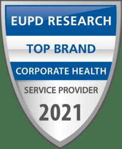 Auszeichnung Corporate Health Award