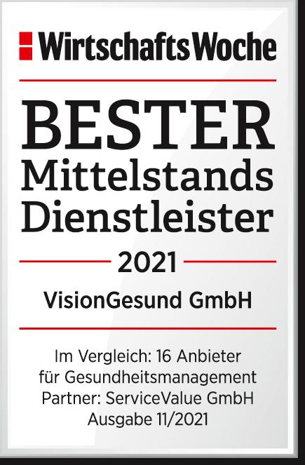 Siegel Handelsblatt 2019