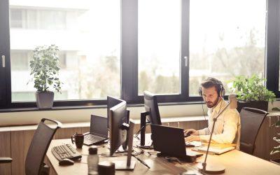 Rundum Wohlfühlen – auch am Arbeitsplatz – Eine Einführung in das ergonomische Arbeitsumfeld (2/4)