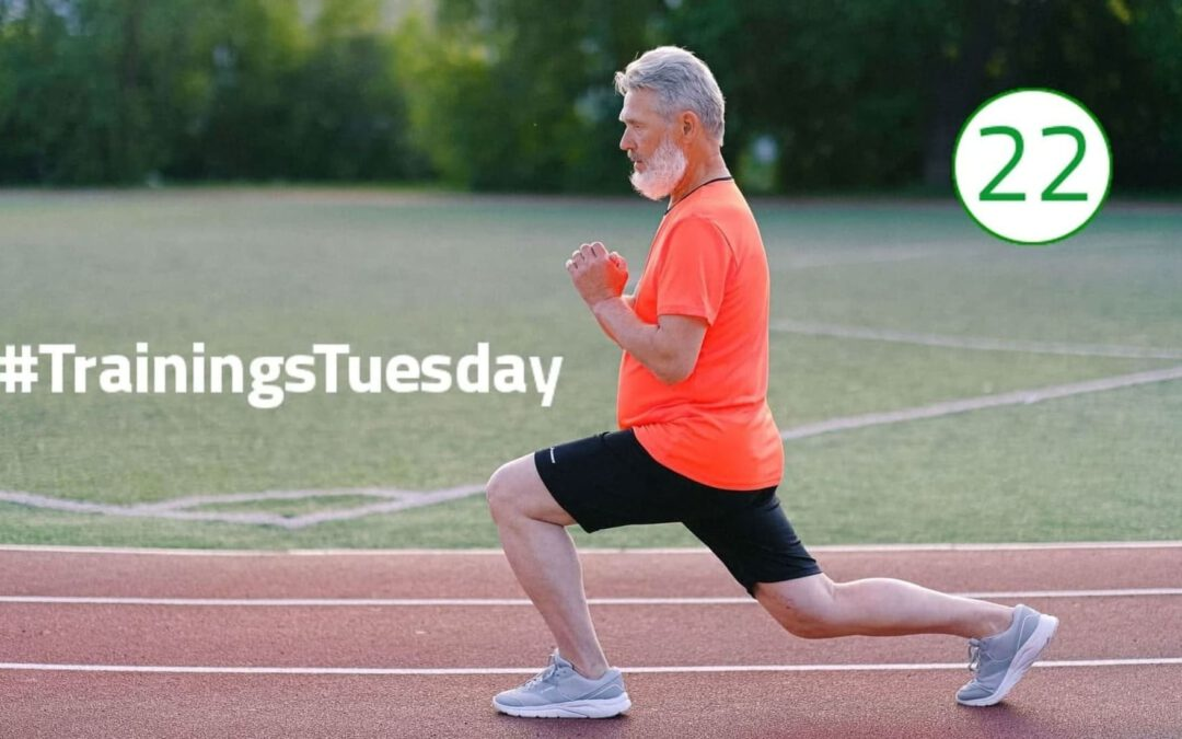 Lunges für starke Beine – fit durch Ausfallschritt