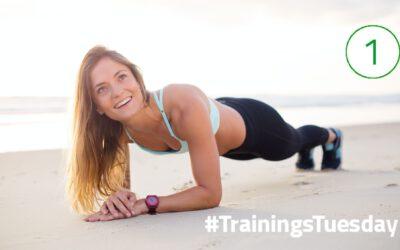 Unterarmstütz – Mit der Plank zur Körperspannung