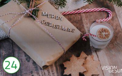 Frohe Weihnachten – unser Weihnachtsgruß